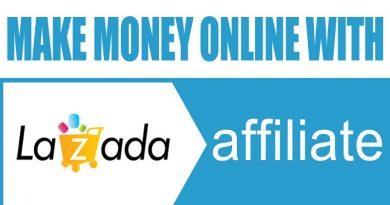 Kiếm Tiền Online Cùng Chương Trình Lazada Affiliates