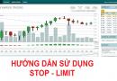 Hướng dẫn cách sử dụng lệnh Stop – Limit trên sàn Poloniex & Binance