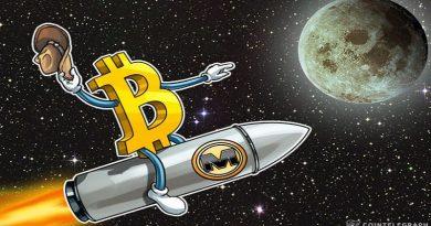 Bitcoin phá kỉ lục, nâng tổng vốn hoá thị trường Crypto lên hơn 160 tỉ USD