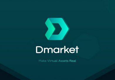 [ICO News] Dmarket – Giải pháp thị trường phân cấp toàn cầu