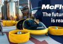 [ICO News] McFly – Blockchain cho mạng lưới taxi bay