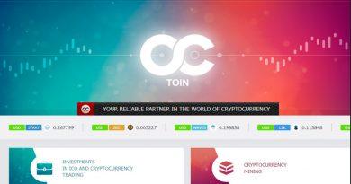 [Review] Octoin – Dự án đầu tư đa lĩnh vực thiết kế chuyên nghiệp lãi từ 30% tháng