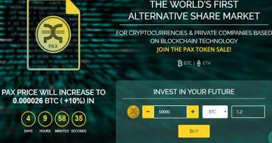 [ICO News] PayperEx – Thị trường luân chuyển cổ phiếu đầu tiên trên thế giới