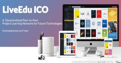 [ICO News] LiveEdu – Giáo dục Trực tuyến Toàn cầu với Hợp đồng thông minh