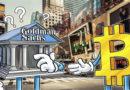 Ngân hàng Goldman Sachs chuẩn bị tiến hành giao dịch tiền điện tử