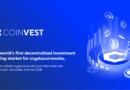 [ICO News] Coinvest – Thị trường giao dịch phân tán cho tiền điện tử