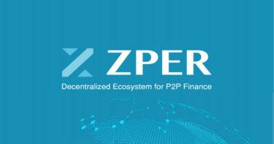 [ICO News] ZPER – Hệ sinh thái phân tán tài chính P2P