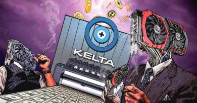 [ICO Review] KELTA – Trung tâm dữ liệu phân tán