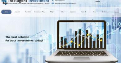 [Stop] Intelligent-investment – Đầu tư ủy thác lãi từ 5-9% Daily