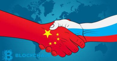 Trung Quốc và Nga ký thỏa thuận hợp tác Blockchain