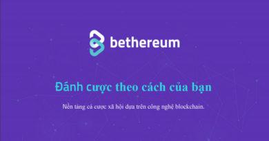 [ICO Review] Bethereum – Mạng xã hội cá cược thể thao phân cấp