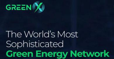 [ICO Review] GreenX Network – Hệ Sinh Thái Năng Lượng Xanh Toàn Cầu
