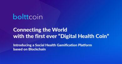 [ICO Review] BolttCoin – Đồng Coin kỹ thuật số về sức khỏe đầu tiên