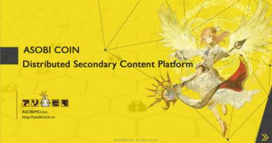 [ICO Review] Asobi Coin – Nền tảng phân phối nội dung phụ cho Game