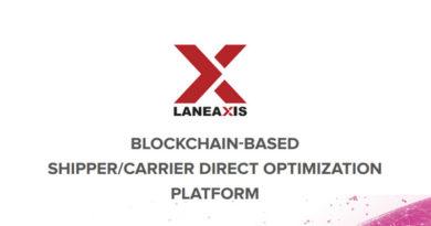[ICO Review] Laneaxis – Nền tảng vận chuyển và chuỗi cung ứng hậu cần phân cấp
