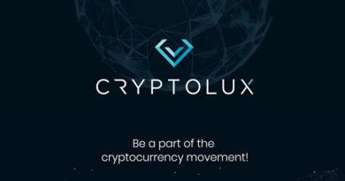 [Review] CryptoLux – Dự án đầu tư ICO lãi từ 1.16% đến 1.49% hàng ngày