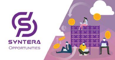 [ICO Review] SYNTERA – Nền tảng Blockchain dựa trên nền kinh tế chia sẻ