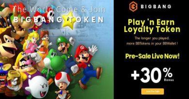 [ICO Review] BB Token – Cuộc cách mạng Blockchain trong ngành công nghiệp Game