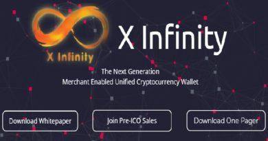 [ICO Review] XInfinity – Ví điện tử thế hệ mới cho mọi loại tiền điện tử