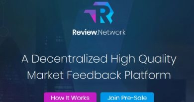[ICO Review] Review Network – Nền tảng phản hồi thị trường chất lượng cao được phân cấp
