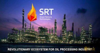 [ICO Review] SRT – Blockchain đầu tiên trên thế giới cho các nhà máy lọc dầu
