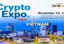 [PR] Crypto Expo Asia 2018 – Triển lãm quốc tế về Blockchain, ICO và Cryptocurrency tại Việt Nam