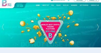 [HYIP Listing] Btc-pro.biz – Đầu tư vào dự án giao dịch tiền điện tử của Anh