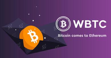 Ra đời WBTC (Wrapped Bitcoin) – Token ERC20 được bảo chứng bởi Bitcoin
