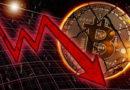Giá Bitcoin hôm nay giảm xuống dưới 8000$