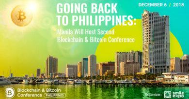[PR] Hội nghị Blockchain & Bitcoin Philippines: Thảo luận về xu hướng mới