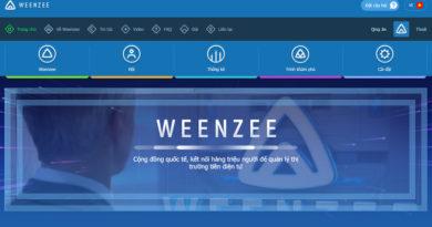 [Review] Weenzee – Nền tảng đầu tư lãi từ 0.8% đến 1.08% hàng ngày