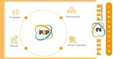 [ICO Review] P2P Global Network – Giải pháp cho vấn đề tài chính trên Blockchain