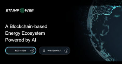 [ICO Review] EtainPower – Hệ sinh thái năng lượng dựa trên Blockchain hỗ trợ AI