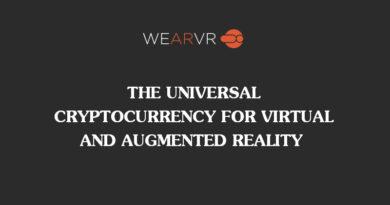 [ICO Review] Weave – Thế giới tiền điện tử cho thực tế ảo tăng cường