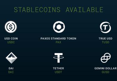 StableCoins ngày càng tăng trưởng mạnh trong những tháng gần đây