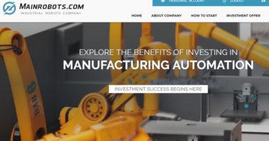 [HYIP Review] Mainrobots.com – Lãi 6% hàng ngày Forever, thanh toán tức thì