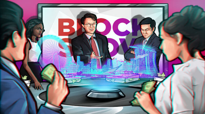 [Press Release] Blockshow Asia 2019 tổ chức tại Singapore's Marina Bay Sands Expo