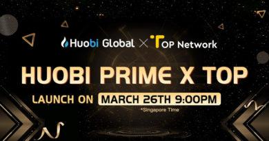 Review TOP Network và hướng dẫn mua IEO đầu tiên trên Huobi Prime