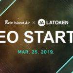 Review IEO Coin Island (CIA) – Nền tảng thanh toán tiền điện tử toàn cầu, IEO trên sàn LaToken