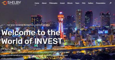 [STOP] ShelByX – Dự án đầu tư đến từ Nhật Bản – Lãi up 7.5% hằng tuần