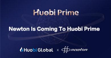 Review IEO Newton Project (NEW) – Thông tin dự án IEO NEW trên Huobi Prime