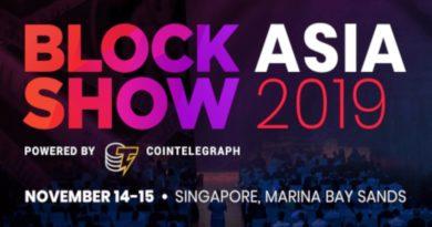 BlockShow Asia 2019 – Hội nghị thúc đẩy ngành công nghiệp Blockchain