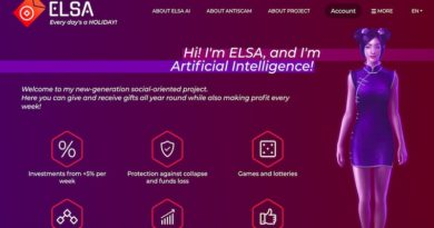 [STOP] Elsa.fund – Dự án đầu tư lãi 105% sau 1 tuần