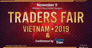 [Press Release] Hội nghị tài chính – Traders Fair Vietnam 2019