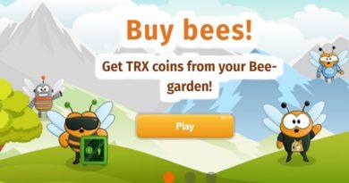 [Dapp Review] BeeHive – Trò chơi kiếm tiền trên nền tảng TRX