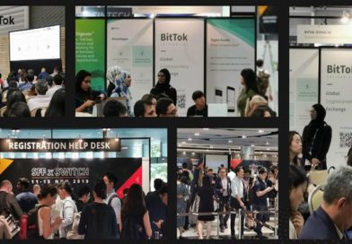 """[PR] BitTok tỏa sáng tại Singapore """"Fintech Festival"""" 2019"""