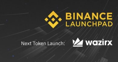 [IEO Review] WazirX – IEO lần thứ 12 trên Binance Launchpad