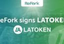 ReFork đã ký một thỏa thuận niêm yết Token EFK với sàn giao dịch LATOKEN