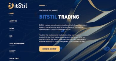 [HYIP Review] Bitstil – Dự án với nhiều gói đầu tư lãi từ 1.7%